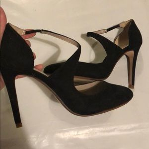 Shoes - Zara Strappy Heels NWOT